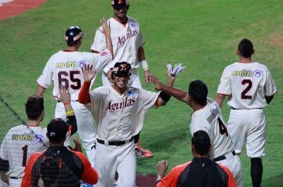 Águilas quiere seguir celebrando ante Caracas.