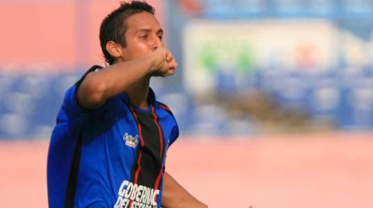 Dustin Valdez anotó el tanto de la victoria de Zulia FC.