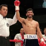 """""""Niño de Oro"""" Linares noqueó en el primer round (+fotos y video)"""