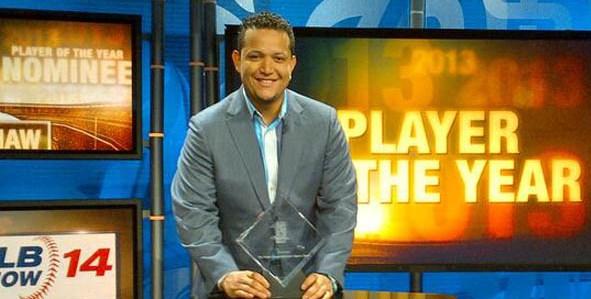 Miguel Cabrera también será la portada de un videojuego en el 2014.