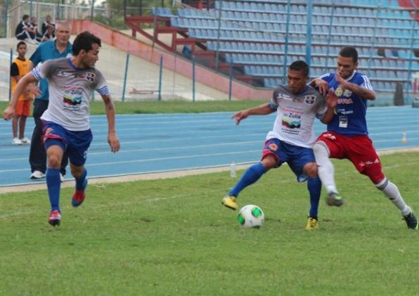 Zulia FC busca su primer triunfo en casa.