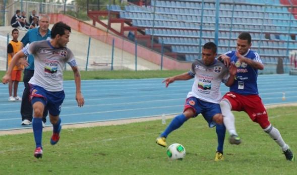 El petrolero ha mejorado en las últimas fechas como local. Foto: Prensa Zulia FC