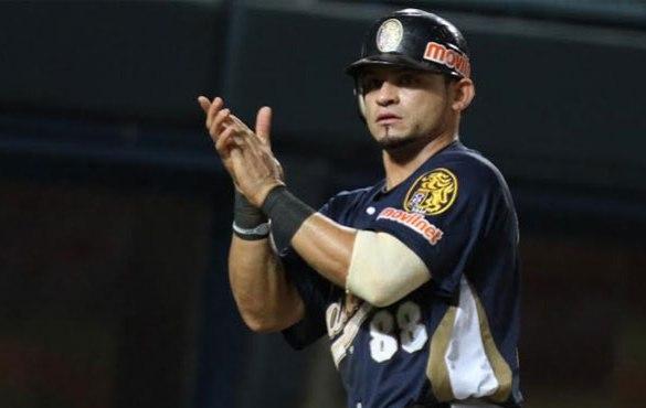 Gerardo Parra volvió a Maracaibo, pero con el uniforme del Caracas y fue productivo. Foto: Panorama