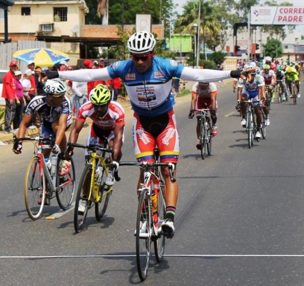 El ciclismo zuliano ya no es la potencia de otrora. Foto: Vuelta al Zulia 2013