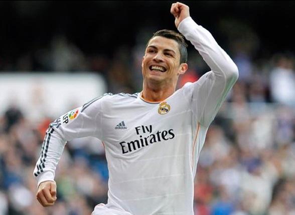 Cristiano Ronaldo marcó un doblete.