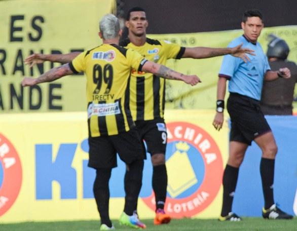 El Deportivo Táchira está involucrado directamente.