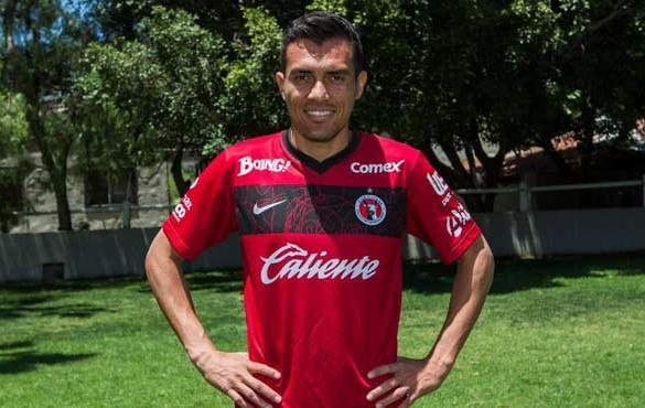 Juan Arango estará con los Xolos dos años.