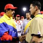 Cabrera irá a tribunales y recibe ayuda de Maduro