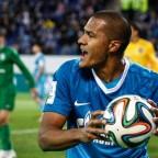 Salo marcó el séptimo con el Zenit (Video)