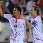 Benfica y Sevilla por el título de la Europa League