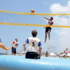 Iniciaron los Juegos Sudamericanos de Playa