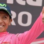 Colombiano Nairo Quintana se apoderó del Giro
