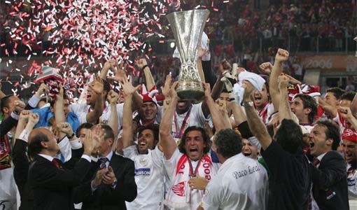 sevilla UEFA.