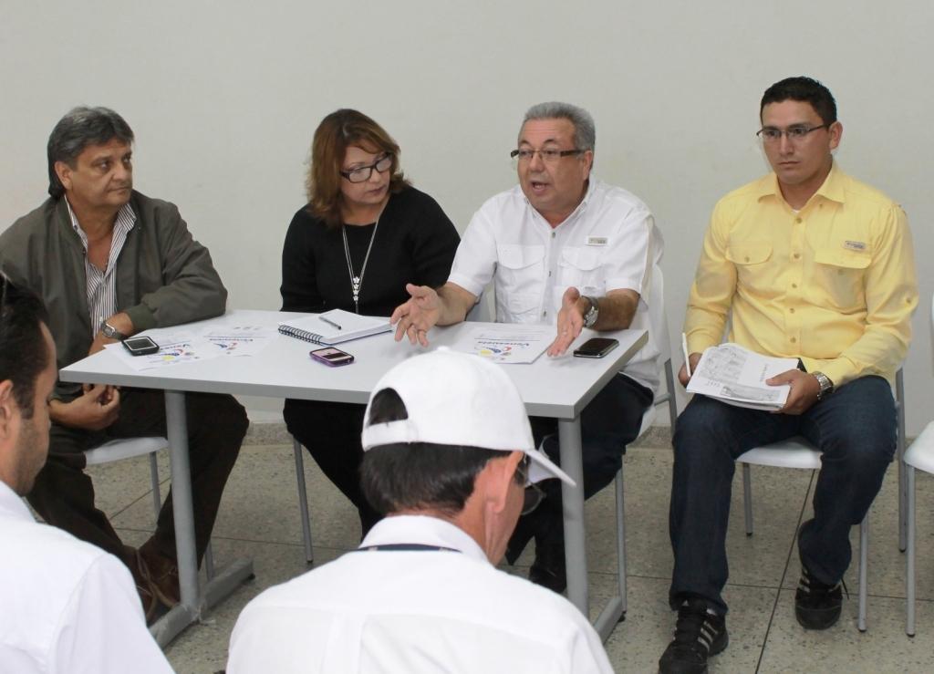 El comite organizador de la dos etapas de la Vuelta a Vzla en el Zulia ya tiene todo listo