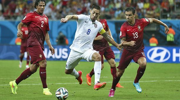Los americanos remontaron el marcador pero no supieron mantenerlo hasta el final.