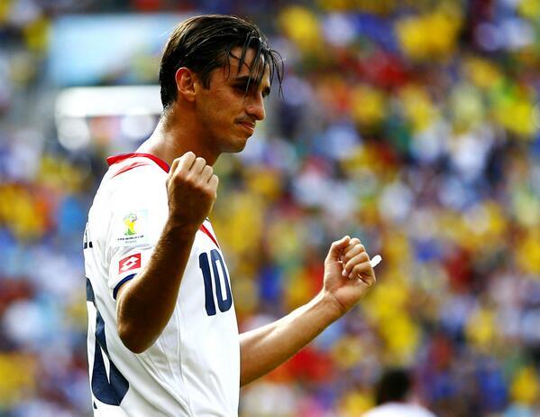 Los centroamericanos confirman su buen momento futbolistico.