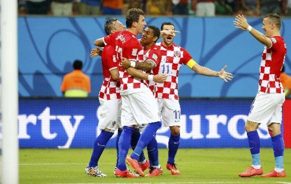 Los balcánicos irán en la ronda fina contra México por la clasificación.