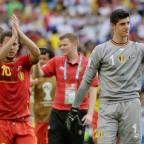 Bélgica clasificó a expensas de Rusia