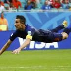 Holanda humilló al campeón