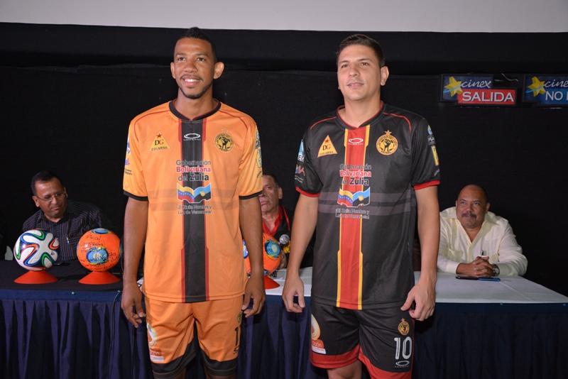 Paolo Suarez (Lesionado) y Eurivic García son pilares en el en equipo de Jhonny Marin.