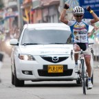 José Rujano se alista para Vuelta a Colombia