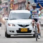 Rujano viene de quedar tercero en la vuelta a Cundinamarca.