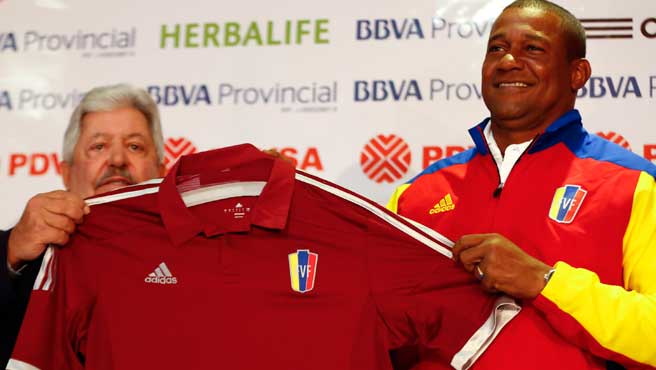 venezolano tendrá cinco fechas para probar jugadores como visitante.