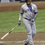 Bob Abreu jugó este año con los Mets.