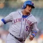 Bob Abreu se retiró con los Mets.