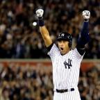 Jeter se despidió como un héroe (+fotos y video)
