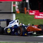 Cecotto no pudo sumar en Monza