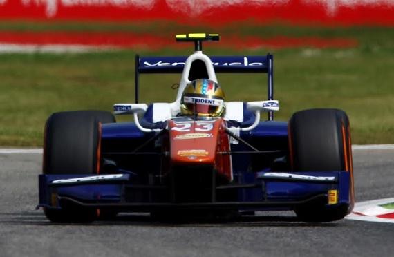 Johnny Cecotto logró sumar un punto en Monza.