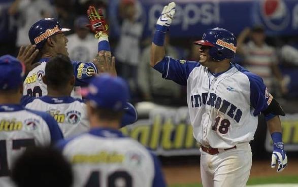 Suárez y Cabrera destacaron con el madero.