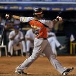 Ernesto Mejía no podrá uniformarse de naranja. Foto: Elemergente.com