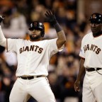 Sandoval y Petit igualaron la Serie Mundial (+video)