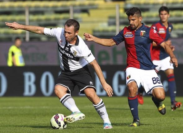 Tomás Rincón está viviendo un buen momento en el calcio.
