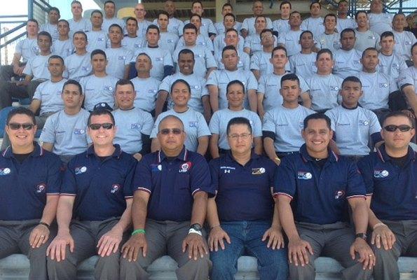 Un grupo de 50 alumnos está en la presente edición del Venezuelan Umpire Camp.