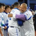 Alex Ramírez se retiró en Japón y quiere hacerlo con Águilas