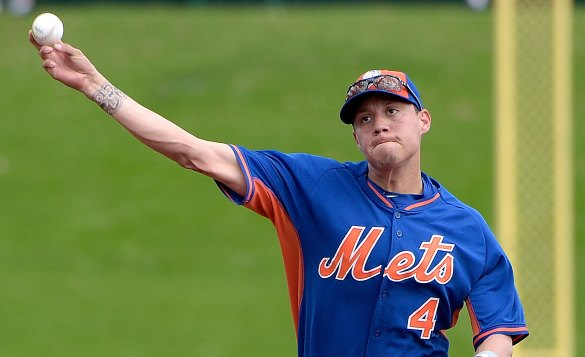 Wilmer Flores será el torpedero regular de los Mets.