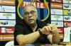 Carlos Moreno, DT del Zulia FC.