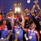 Criollos de Caguas se coronan bicampeones de la Serie del Caribe