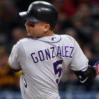 Carlos González y Mike Moustakas estarían en la mira de los White Sox