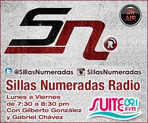 Sillas Numeradas Radio